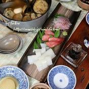 ◆コトコトおでんに刺身のおうちごはん♪~ゆるやか糖質制限中♪