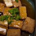 ○○を使って、簡単揚げ出し豆腐!
