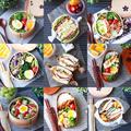 4月のお弁当と、週末ワンプレート by hannoahさん