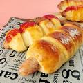 失敗なし!ウィンナーパンはホットケーキミックス使用で簡単ふっくら仕上げ by 銀木さん