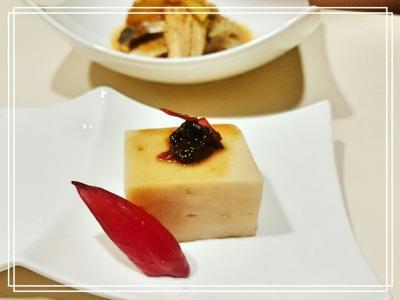 【モニタRecipe:梅ごま豆腐】襲われかけて、うなされて(/´△`\)