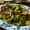 簡単イタリアン!鶏むね肉とブロッコリーのオレガノ風味ソテー