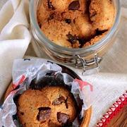 しほさんの「チョコとココナッツのクッキー」(パン・スイーツ部門)