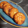 鶏ひき肉と長芋のふわふわ揚げ