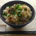 サバ水煮缶の洋風炊き込みご飯 by TOMO(柴犬プリン)さん