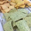 おからと大豆粉のチップス~低糖質