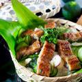 *さっぱり美味しい鰻ときゅうりのちらし寿司*蒲焼きカサ増しレシピ*