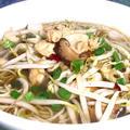もやしたっぷり超簡単な中華スープそば