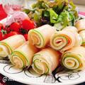 生ハム胡瓜のチーズロール(動画レシピ)/Prosciutto and Cucumber Cheese roll.