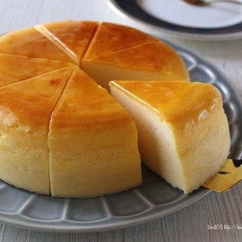 沼っているよ!スフレチーズケーキ&蒸しパン練習③❁