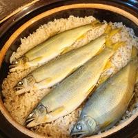 川魚はなんでぬるぬる?・・・埼玉寄居の京亭の鮎飯
