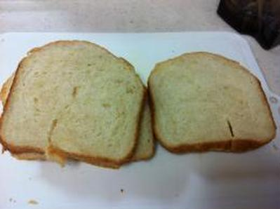 ココナッツ入りパン・ド・ミ