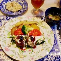 スパイスと香菜でトルコ風「キョフテ」♪