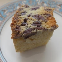 簡単メイプルシフォンケーキ