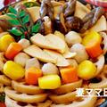 お正月の「お煮しめ」と「年越し蕎麦」♪ Onishime & Buckwheat Noodle