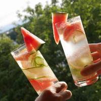 夏バテ防止、熱中症対策 フルーツビネガーウォーターの料理レシピ3