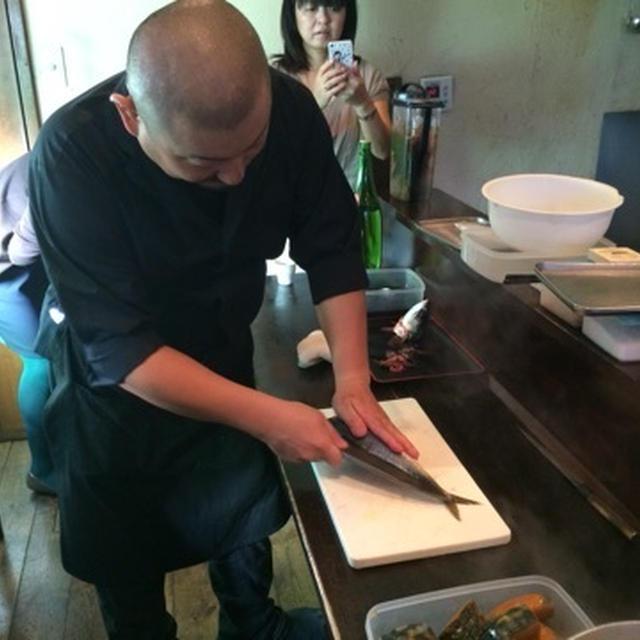 料理屋さんのお料理教室「サバの味噌煮」