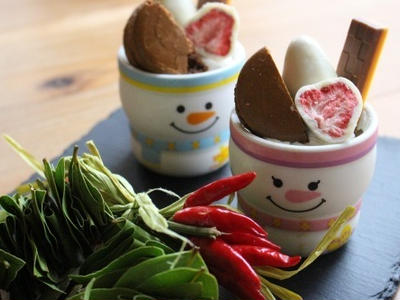 >チョコプリン♪ by chinaさん