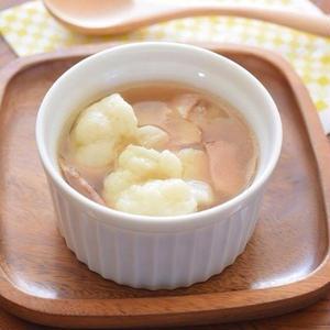 しっかり摂って風邪知らず!ビタミンCたっぷり「カリフラワーのスープ」レシピ