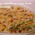 簡単ドフィネ風グラタン☆ローズマリー風味のポテトグラタン☆小麦粉不使用ホワイトソース