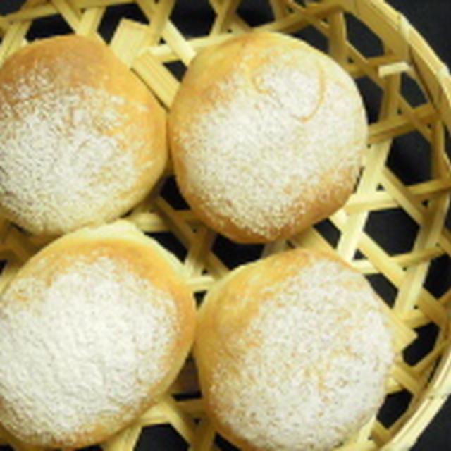 初パン作りとオートミールクッキー