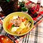 ボリューム満点!!アレンジ自在!! コク旨♡味噌ラーメン風スープ。
