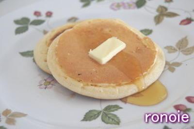 子供とお料理♪ ホットケーキ  と柚子仕事