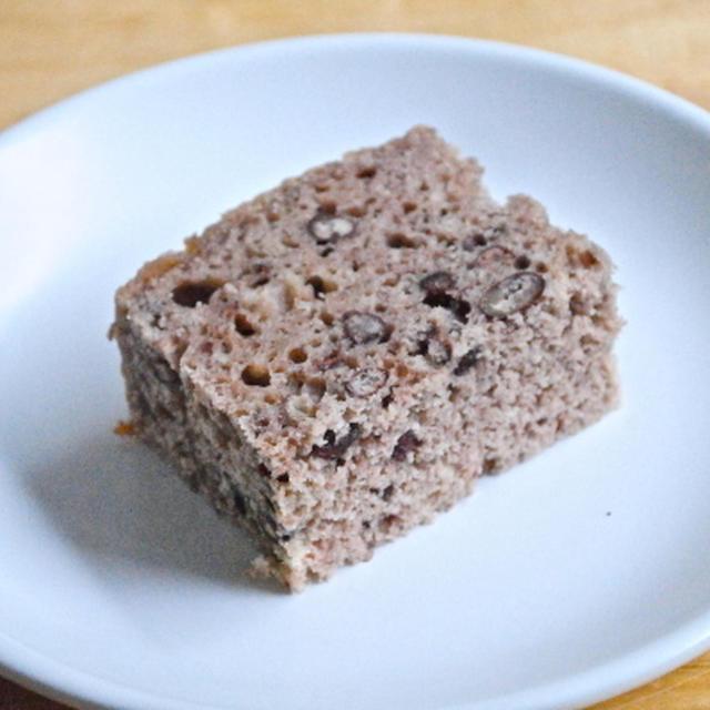 超簡単あずきケーキ azuki cake
