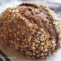 メアコーンブロート*マルチグレイン入りのライ麦パン作り
