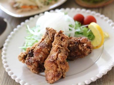 >カレー風味のフライドチキン by 小春さん