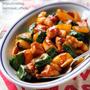 ♡鶏むね肉とピーマンのカレー醤油炒め♡【#簡単レシピ#時短#節約#夏野菜】