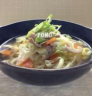 「肉×麺」スープもゴクゴク飲める けんちんうどん