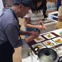 胸肉の南蛮漬けレシピと、テガル!デキル!グリル!大阪ガスさんの体験イベントへ~