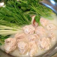 博多のスープ炊き風 水炊き【モランボンプレミアム鍋】