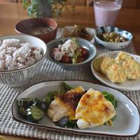 【レシピ】ねぎ肉味噌#万能#肉味噌#お弁当おかず…朝ごはんとお昼ごはんと練習後のお弁当。