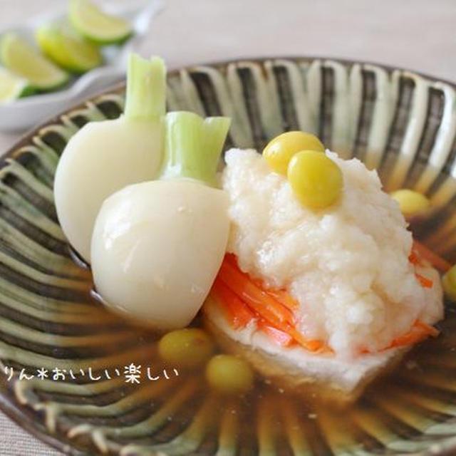 和食の日に!ヤマキ基本のだし料理2品