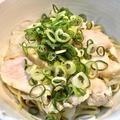 油そば  山形 鳥中華のみうら食品 乾麺で茹でた後の麺の質感にハマる!