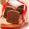 チョコレートパウンドケーキ by mariaさん