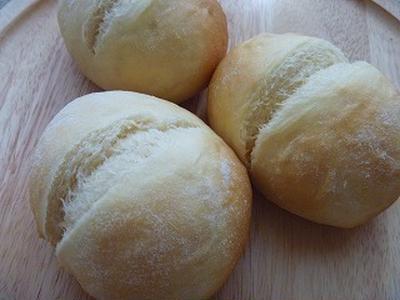 マラサダ生地で白パン