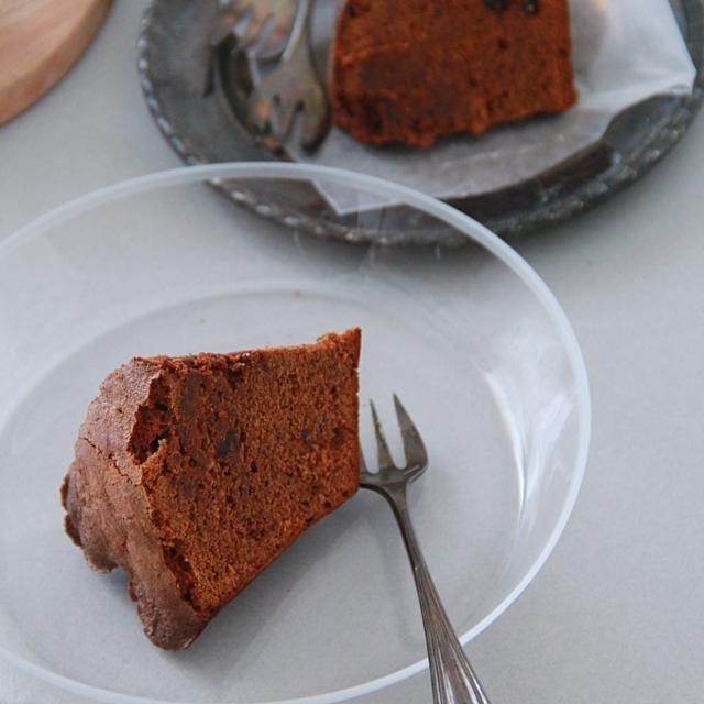 2月のレッスンは「スパイシーチョコレートケーキ」