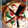 ピザ マルゲリータ♡本場イタリアよりお届けします♡