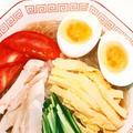 糖質制限☆しらたき冷やし中華の簡単人気ダイエットレシピ by 伊賀 るり子さん