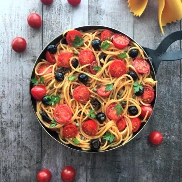 スパゲッティ・アッラ・プッタネスカ