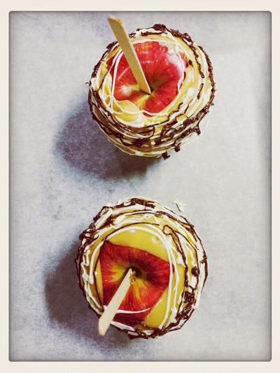りんごあめの簡単レシピ10選 りんごスイーツのレシピ
