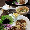 ◆鯖のお焼きと鶏団子スープ♪~ゆるやか糖質制限♪
