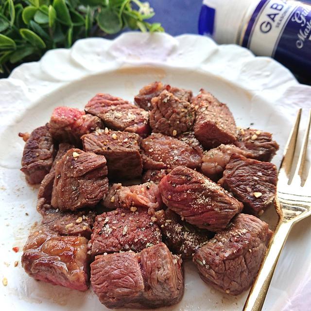 牛ステーキが劇的に美味しくなるスパイス