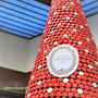 国内初ラデュレ特製マカロンタワーも!全館苺を使った『ストロベリー・センセーション』開催