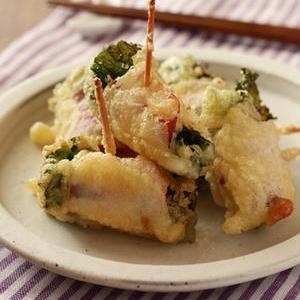 サクサクっと食べやすい!「菜の花の天ぷら」アイデア5選
