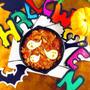 レンチン6分♪色々使える♪やみつき食感♪食べるソース♪【れんこんミート】〈ハロウィン・チーズ〉