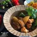 食中毒に注意!の季節 と食材2つ鶏もも肉と大根の中華照り煮レシピ